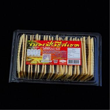 Cracker with Pineapple Jam (ชีสสัปปะรด)