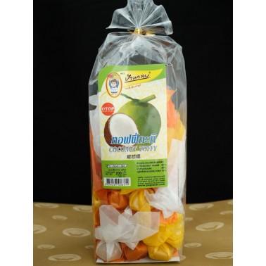 Coconut Toffee (ทอฟฟี่กะทิ)