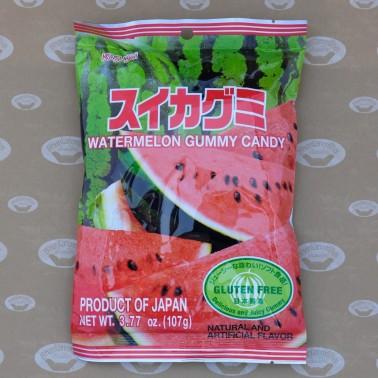 Watermelon Gummy (กัมมี่แตงโม)