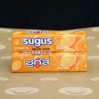 Sugus Orange Flavour (ซูกัส รสส้ม)