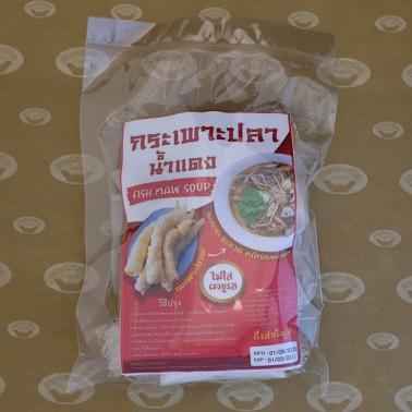 Fish Maw Soup (กระเพาะปลาน้ำแดง)
