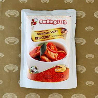 RED CURRY (น้ำแกง แกงเผ็ด) SMILING FISH