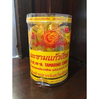 Tamarind Candy Chalawan (มะขามแก้ว ชาละวัน)
