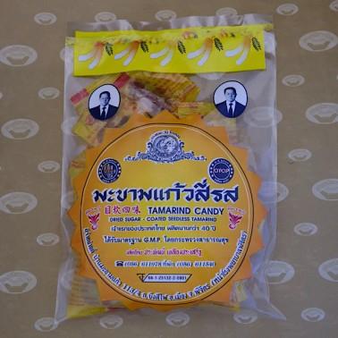 Tamarind Candy Chalawan (มะขามแก้วชาละวัน)