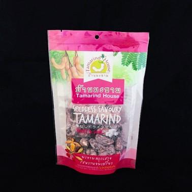 TH Sweet and Sour Seedless Tamarind 90g (รสหวานอมเปรี้ยว) (Tamarind House)