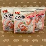 Mama rice soup garlic shrimp (มาม่า ข้าวต้ม รสกุ้งกระเทียม)