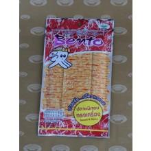 Bento Squid Seafood Snack - Sweet & Spicy (ปลาหมึกอบทรงเครื่องเบนโตะ)