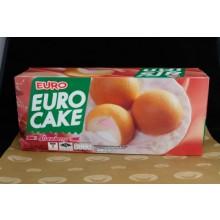 Euro Strawberry Cake (ยูโร่ รสสตอเบอรี่)