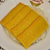 Sticky Rice with Egg Custard (ข้าวเหนียวสังขยา)
