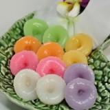 Dok Mai - Rice Cake (ขนมน้ำดอกไม้)